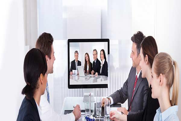 کاربرد ویدئو کنفرانس